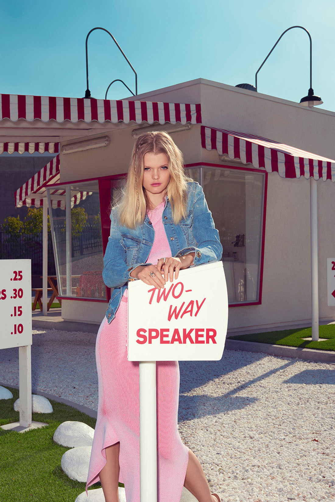 Madame Figaro - Kourtney Roy @ Sparklink
